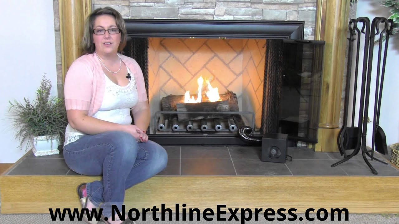 Wood Burning Fireplace Heater Blower Turn Your Fireplace Into An Efficient Heat Source 6 Tube Spitfire Fireplace Heater