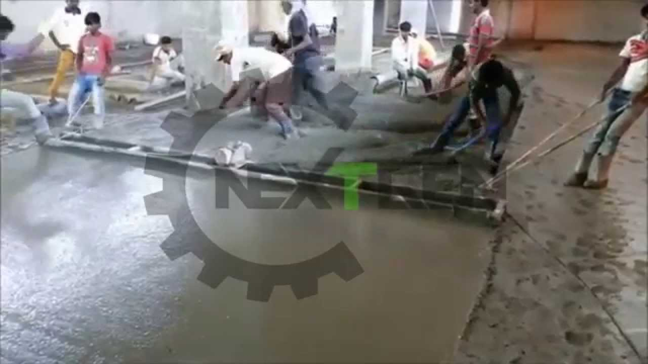 Trimix Flooring Services : Tremix flooring procedure thefloors