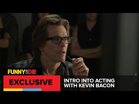 Intro To Acting with Kevin Bacon