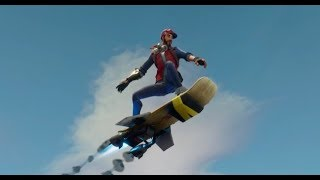 How to get the HOVERBOARD Fortnite!