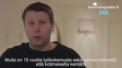 Kimmo Kajander (248) Kokoomus Turku Kuntavaalit 2017