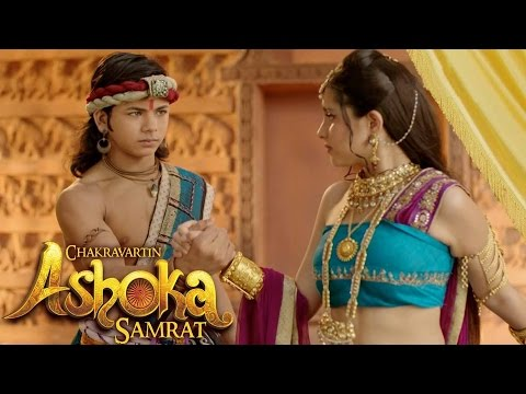 Chakravartin Ashoka Samrat - 29th March 2016 : Sushim Takes Advantage Of Ashoka's Absence