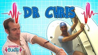 Science for kids | Body Parts - Dr Chris' Best Bits | Experiments for kids | Operation Ouch
