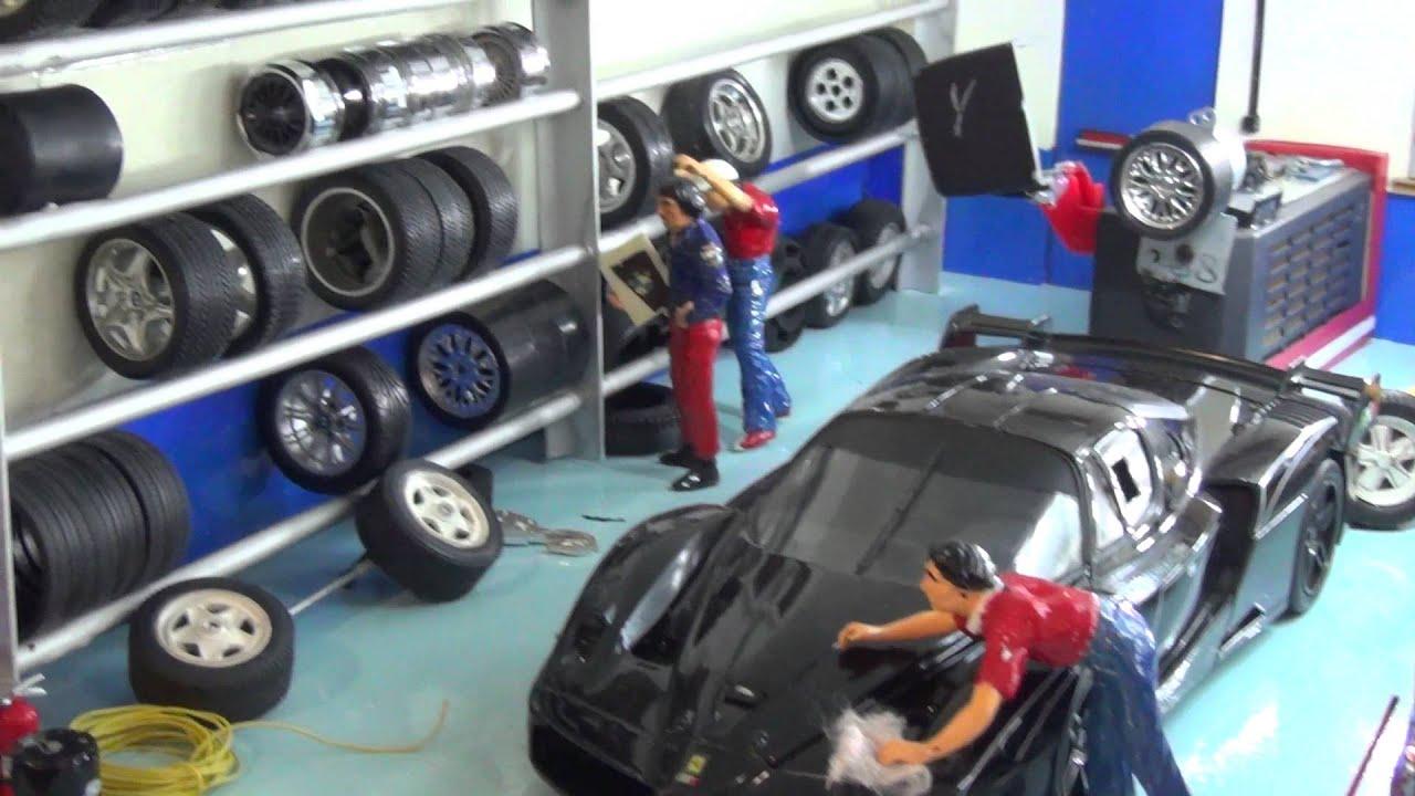 32 automotoretro 39 2014 auto officina modellismo for 5 piani di garage per auto