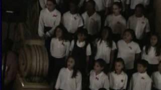 "PS22 Chorus ""GOD BLESS THE USA"" Lee Greenwood"