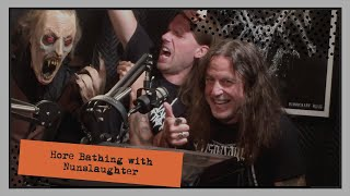 Hore Bathing with Nun Slaughter   HELLCAST Metal Podcast Episode 117