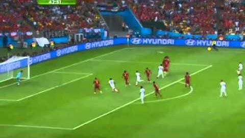 chile 2 espaa 0 goles de chile relato claudio palma