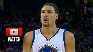 Klay Thompson Career-High Full Highlights vs Lakers (2014.11.01) - 41 Pts, On Fire!