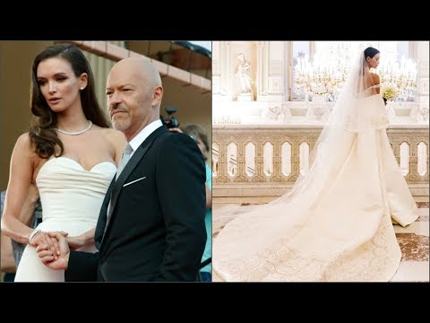 Бондарчук и Паулина Андреева поженились в Петербурге