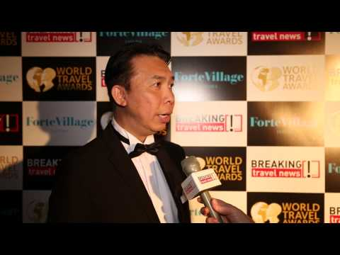Alan Tang, Chief Operating Officer,  Frasers Hospitality