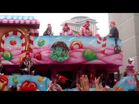 Crazy New Orleans Mardi Gras 2018 Vlog: Lituation