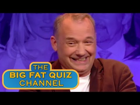 Bob Mortimer's Fantastical Stories - Big Fat Quiz Of The 90's