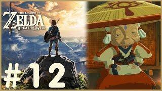 Zelda: Breath Of The Wild - Kakariko Village (12)