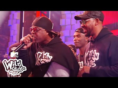 RZA of the WuTang Clan Leaves Nick Cannon Speechless  Wild 'N Out  Wildstyle