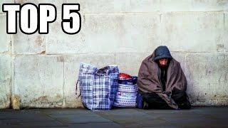 TOP 5 - Milionářů, kteří býva...