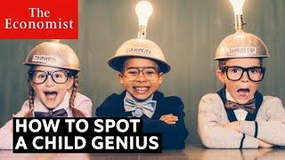 How to spot a child genius   Economist thumbnail