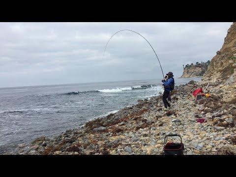 My Favorite Fishing Spot at Palos Verdes.