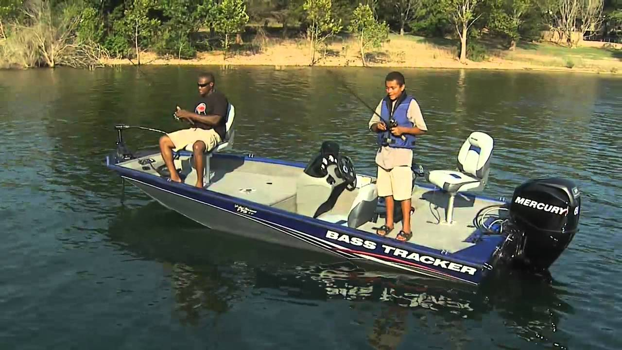 tracker pro team 175 tf tracker fishing boats [ 1280 x 720 Pixel ]