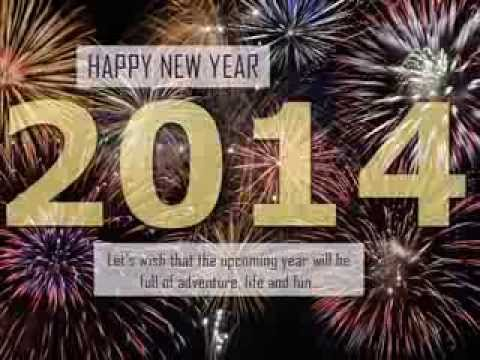 Happy New Year Wishes 2014