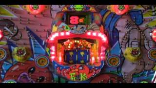 My Pachinko machine going through it's fever. You can learn more ab...