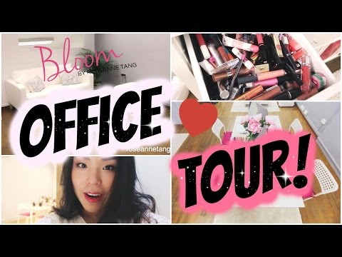 My new Office Tour!