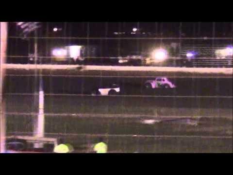 Legends at Lubbock Speedway 4-10-15