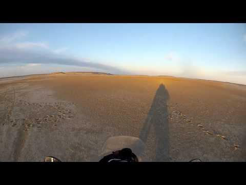 Kazakhstan, life on 'Mars' 660