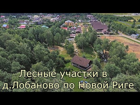 Купить лесной участок по Новорижскому шоссе   Охраняемы коттеджный поселок со всеми коммуникациями
