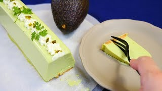Rich & Viscous Forest Butter,  Avocado Rare Cheesecake 濃厚ねっとり 森のバター アボカドレアチーズケーキ thumbnail