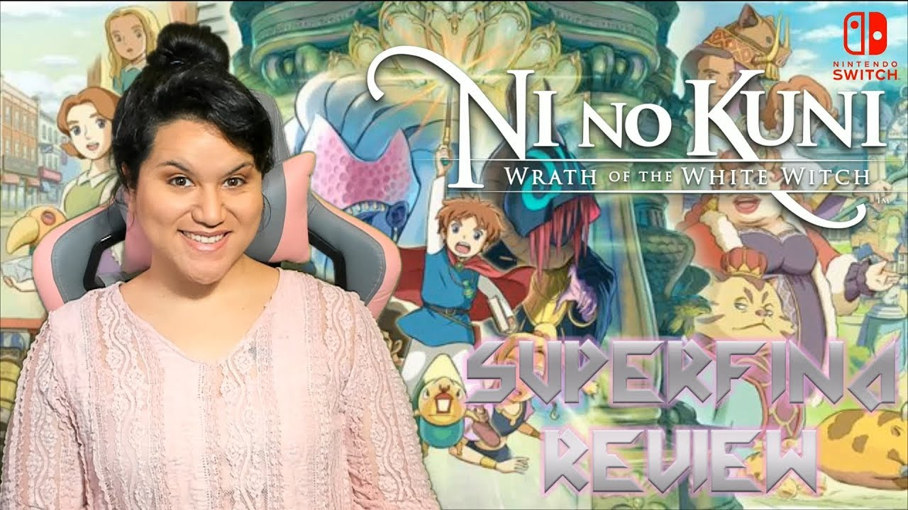 Ni No Kuni (nintendo switch) Game Review