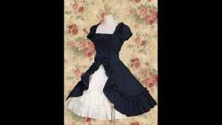 Robedesoireepascher.fr Robe Lolita style de la mode Lolita