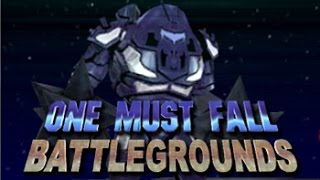 One Must Fall Battlegrounds: Complete Soundtrack (by McFly)