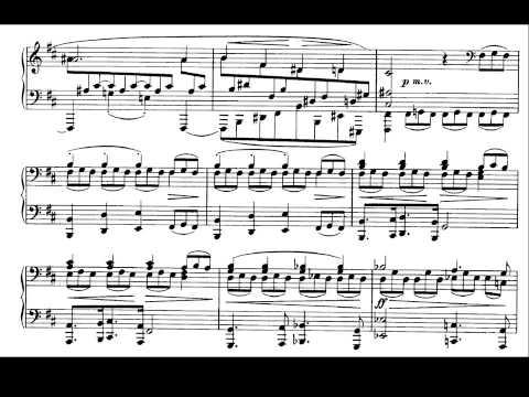 Brahms. Rapsodia en Sol menor Op.79 nº 2