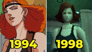 10 Video Game Characters Who First Appeared Sooner Than You Think