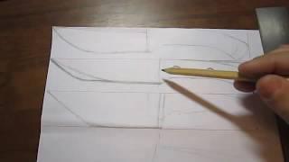 Делаем нож без электроинструмента #1 - разметка(все видео из этого раздела, смотрите на моем канале в плейлисте https://www.youtube.com/playlist?list=PLOoCzJk19TeTyNP1pzOFE-bN9R3iMCCra..., 2012-11-20T09:28:45.000Z)