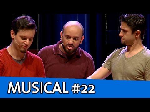 IMPROVÁVEL - MUSICAL IMPROVÁVEL #22