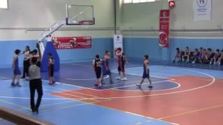 Ünye Basketbol Minik Erkekler Müs Afyon da 30 06 2016 1