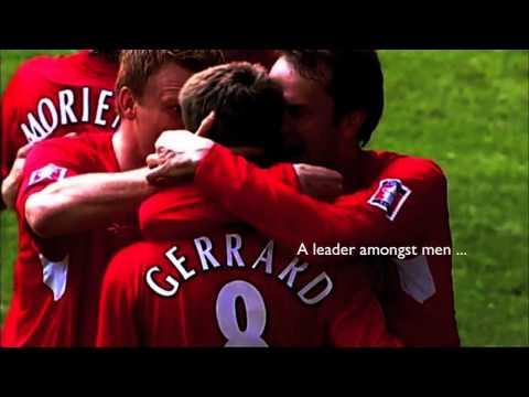 Steven Gerrard - Captain Fantastic Trailer HD