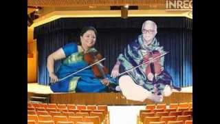 Ragamalika, Ragam Thanam Pallavi - Classical Instrumental - Violin