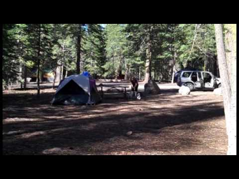 Video 2 - Redwoods National Forest to Lassen Volcanic National Park, California