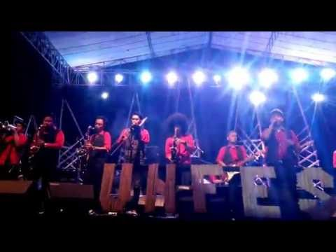 Be Seven Steady (Reunion) - Kata Sayang Terakhir (Live in Unfest 2016)
