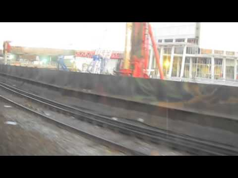 Waterloo East to London Bridge 25 May 2013 post Arriva Premiership Final 2013