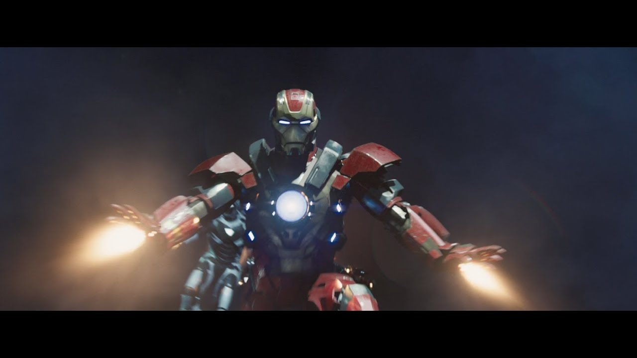 Marvel's Iron Man 3 - Featurette 1