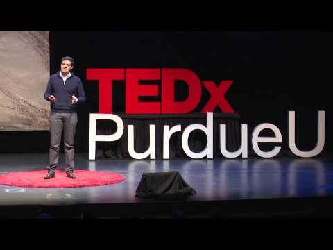 Hacking your fears of the unknown | Mamoon Hamid | TEDxPurdueU