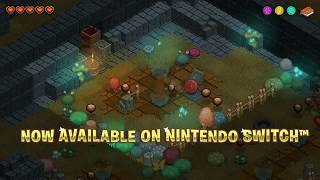 Red's Kingdom on Nintendo Switch (game-play trailer).