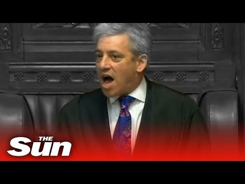 MPs behaving badly (Part 1)