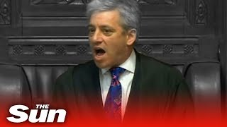 MPs Behaving Badly Part 1