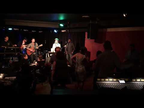 Teenage Love Affair - Tim Collins Band - Hugh's Room Live, June 2017