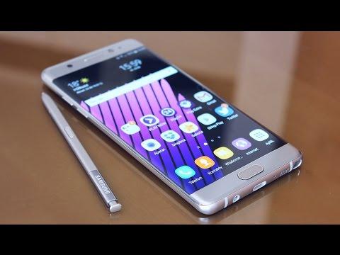 Samsung Galaxy Note 7 - recenzja, Mobzilla odc. 310