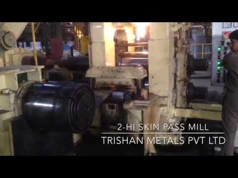 Trishan Metals Pvt Ltd, Factory Tour